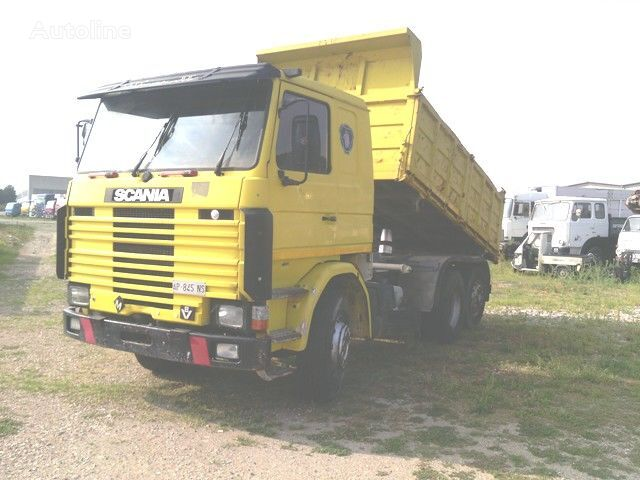 kallur veoauto SCANIA 142H400