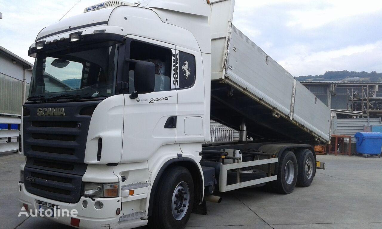 kallur veoauto SCANIA R.470