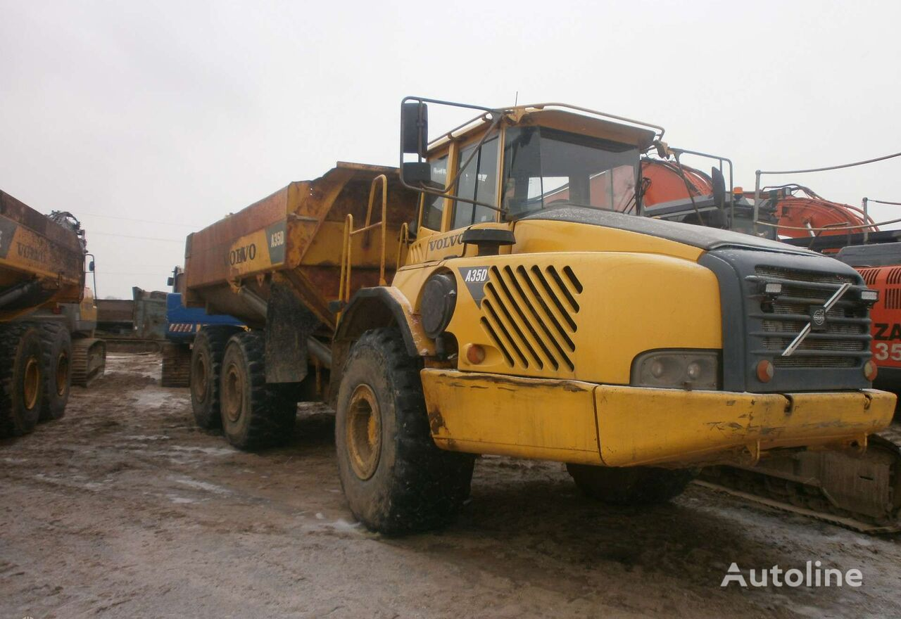 kallur veoauto VOLVO A 35, dumpers / tippers