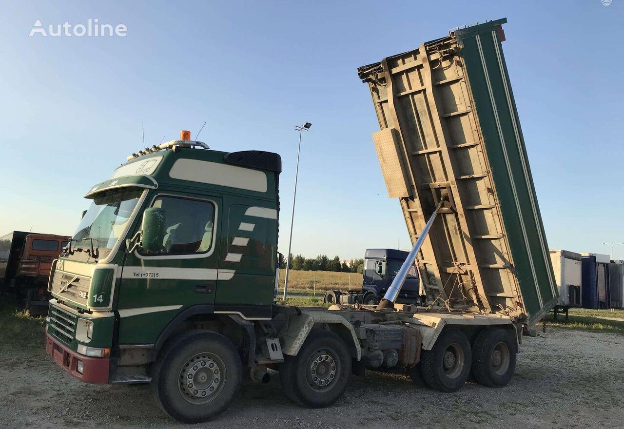 kallur veoauto VOLVO FM12.420, dumpers / tippers
