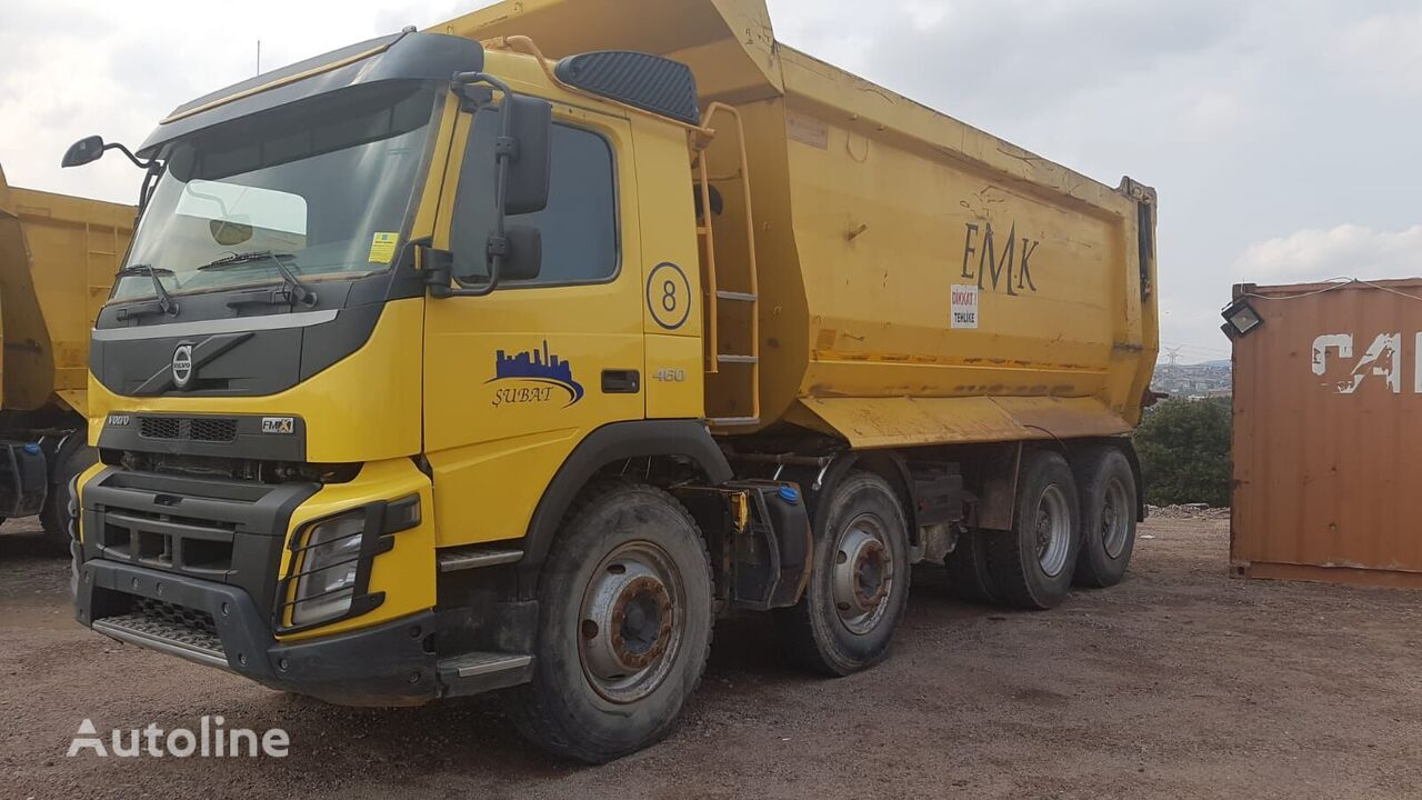 kallur veoauto VOLVO FMX 460