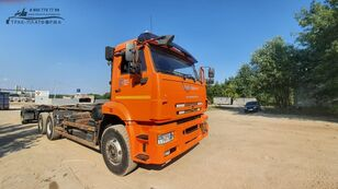 konkslift veoauto MULTILIFT Камаз 658667