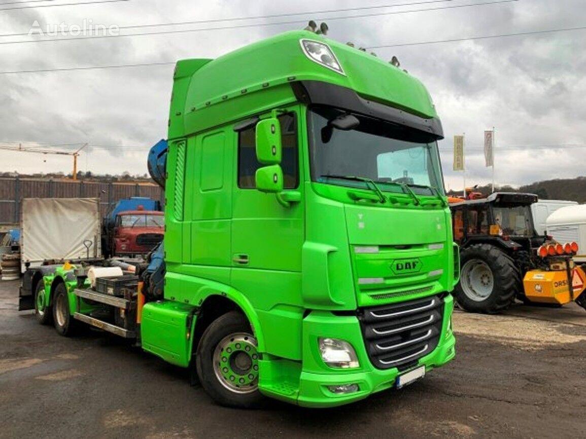 konkslift veoauto DAF XF510