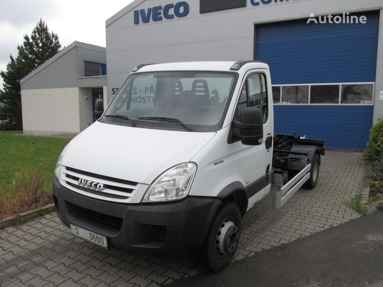 konkslift veoauto IVECO 65C15 K