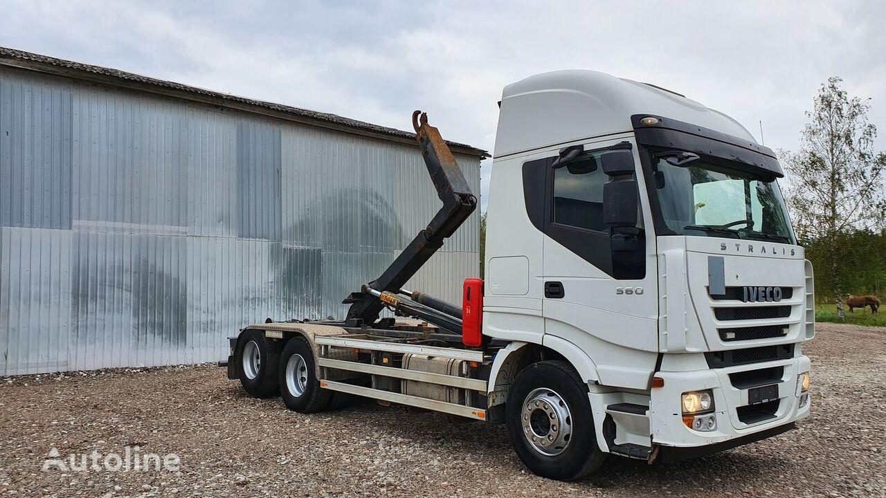 konkslift veoauto IVECO STRALIS 560