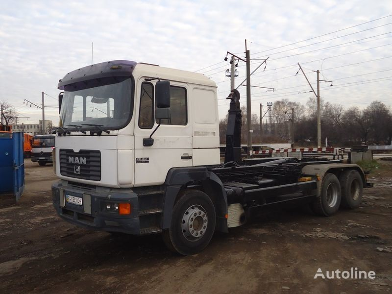 konkslift veoauto MAN 26.403