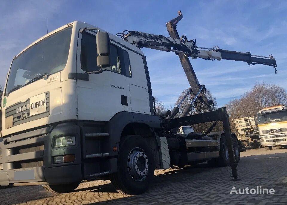 konkslift veoauto MAN 28.350