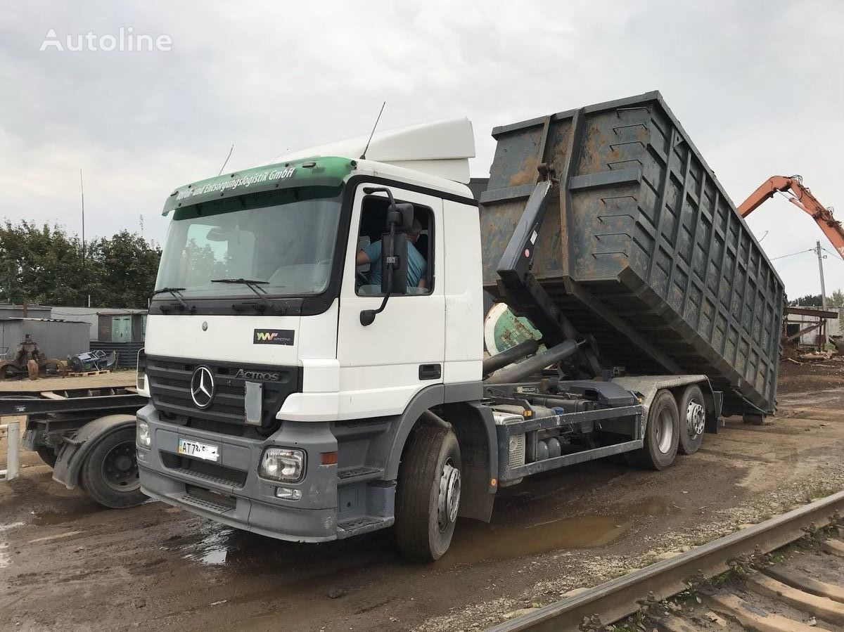 konkslift veoauto MERCEDES-BENZ Actros