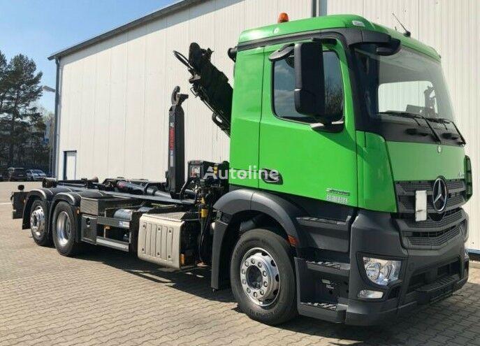 uus konkslift veoauto MERCEDES-BENZ Arocs 2636 L 6x2/4