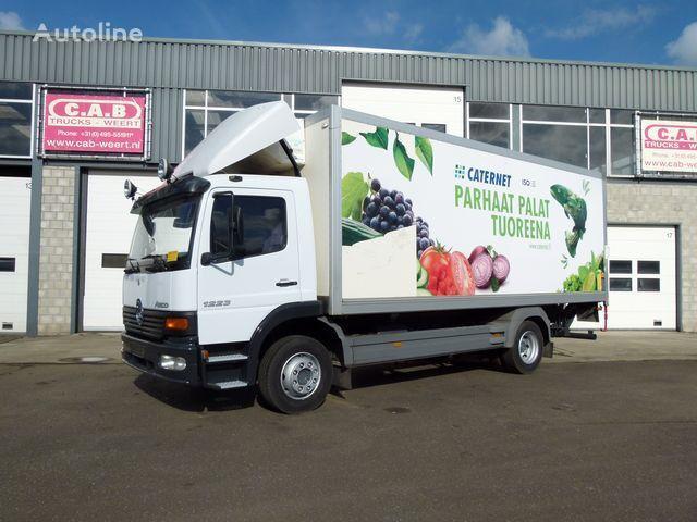 külmik veok MERCEDES-BENZ 1223L Reefer truck