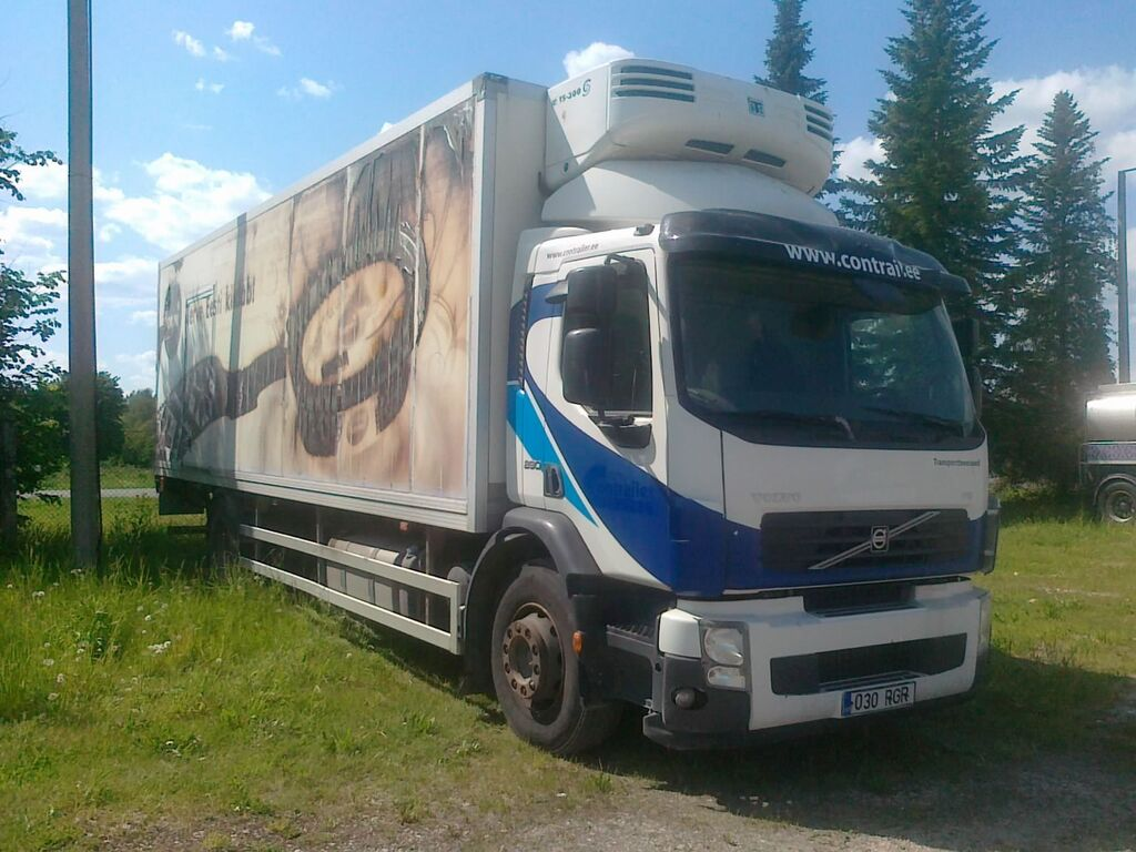 külmik veok VOLVO FE 280 fridge box+ thermoking