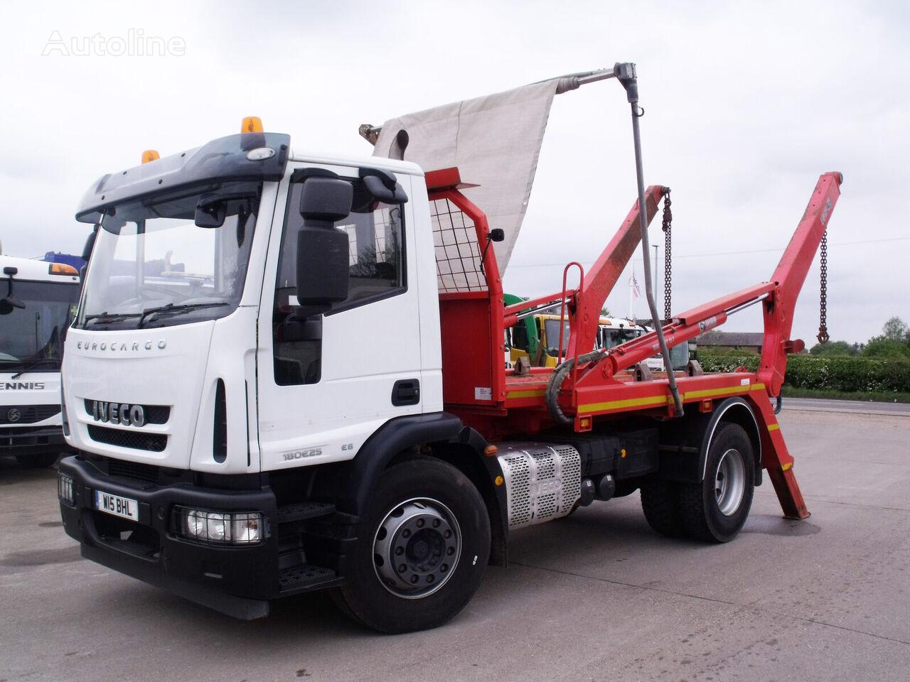 liftdumper veoauto IVECO Eurocargo 180E25