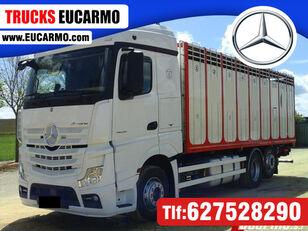 loomaveok veoauto MERCEDES-BENZ ACTROS 25 45