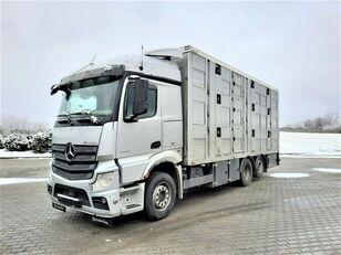 loomaveok veoauto MERCEDES-BENZ Actros 2543 6x2