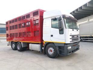 loomaveok veoauto IVECO 240E48 CURSOR ANIMALI VIVI