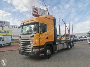 metsaveok veoauto SCANIA 420