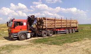metsaveok veoauto MAN TGS 26.480 6x4 BB