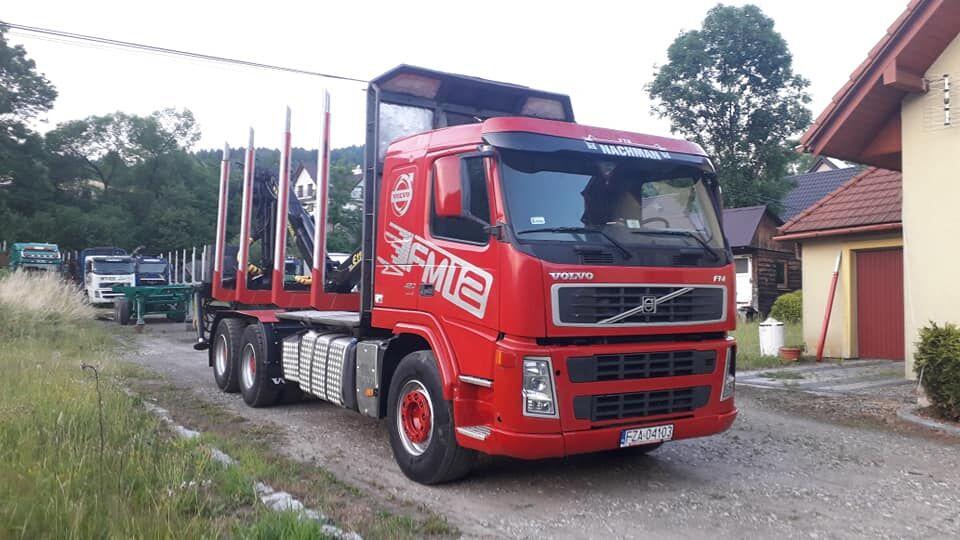 metsaveok veoauto VOLVO FM12 480 PS