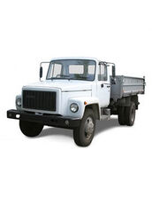 parda veoauto GAZ 3309