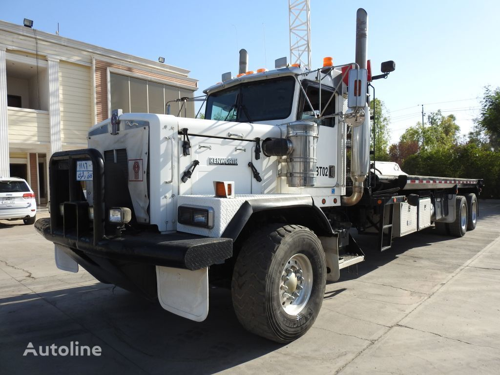 parda veoauto KENWORTH * C500 * Bed / winch Truck * 6x4 Oil Field Truck *