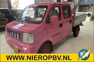 parda veoauto DFSK V21 Dubb cab Airco MMBSZ1 * SPECIAL PINK HUMMER EDITION*