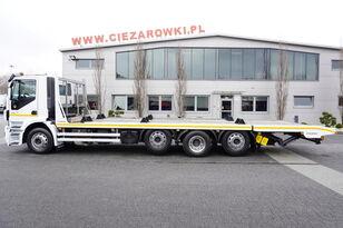 puksiirauto IVECO Stralis 360 , EEV , 8X2 , tridem , load 17t , 8,8m long , retard