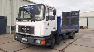 puksiirauto MAN FL 14.192 Euro 1 Engine / Winch 15000 kg