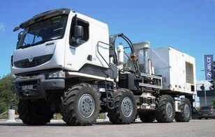 šassii veoauto THOMAS CONSTRUCTEURS [Other] 8x8 THOMAS Low speed truck with hydraulic drive!