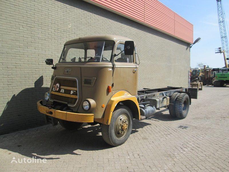 šassii veoauto DAF A1600