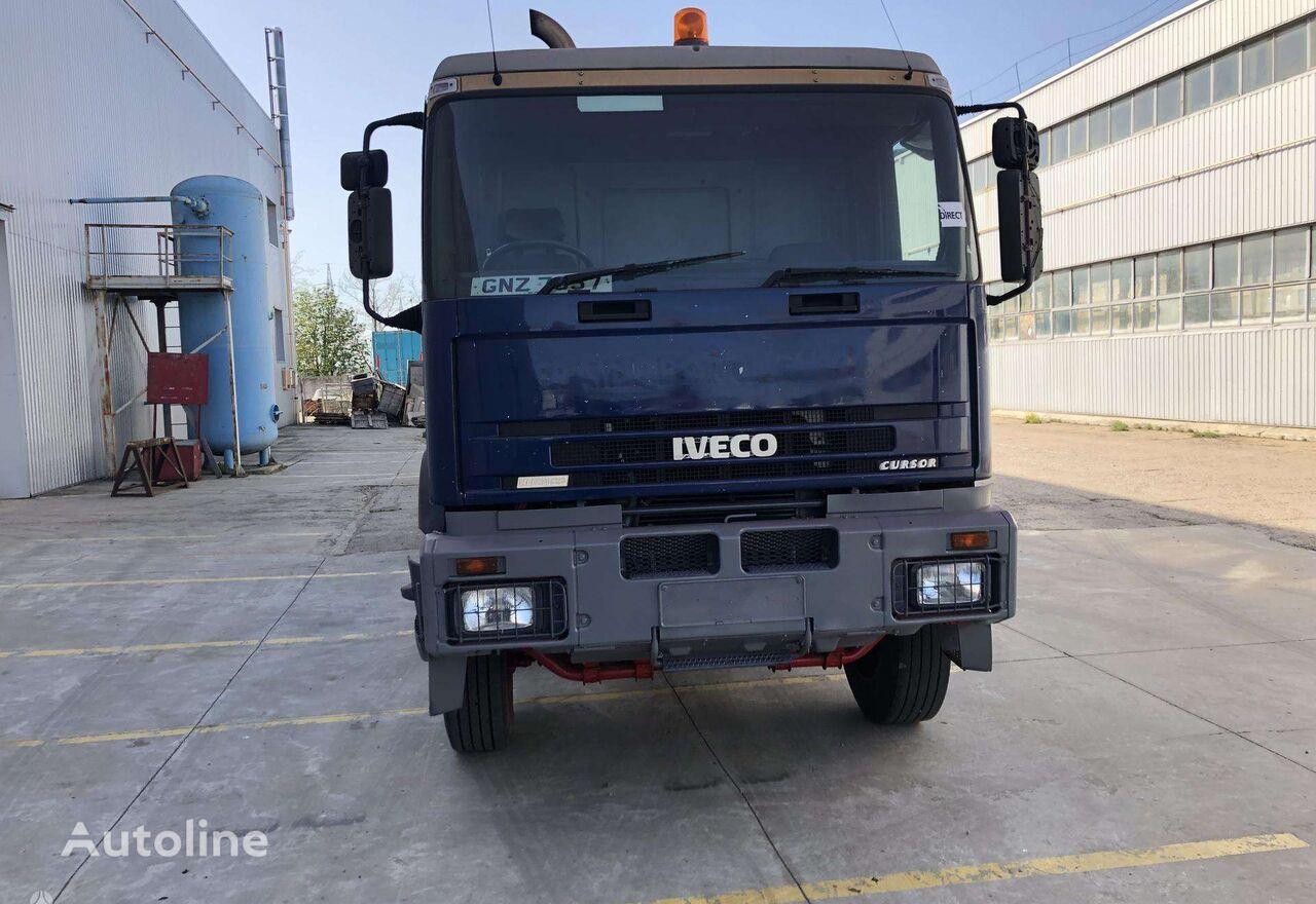 šassii veoauto IVECO Eurotech 44E400, dumpers / tippers
