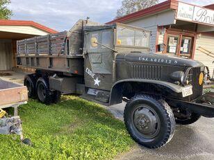 sõjaväe veoauto GMC 1942   CCKW 353 with winch