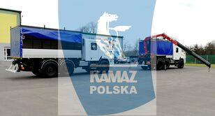 uus sõjaväe veoauto KAMAZ 6x6 SERWISOWO-WARSZTATOWY
