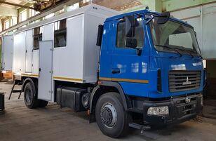 uus sõjaväe veoauto MAZ 5340