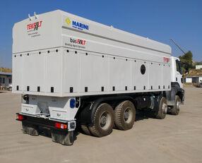 uus sõjaväe veoauto TEKFALT basFALT Binding Agent Spreader