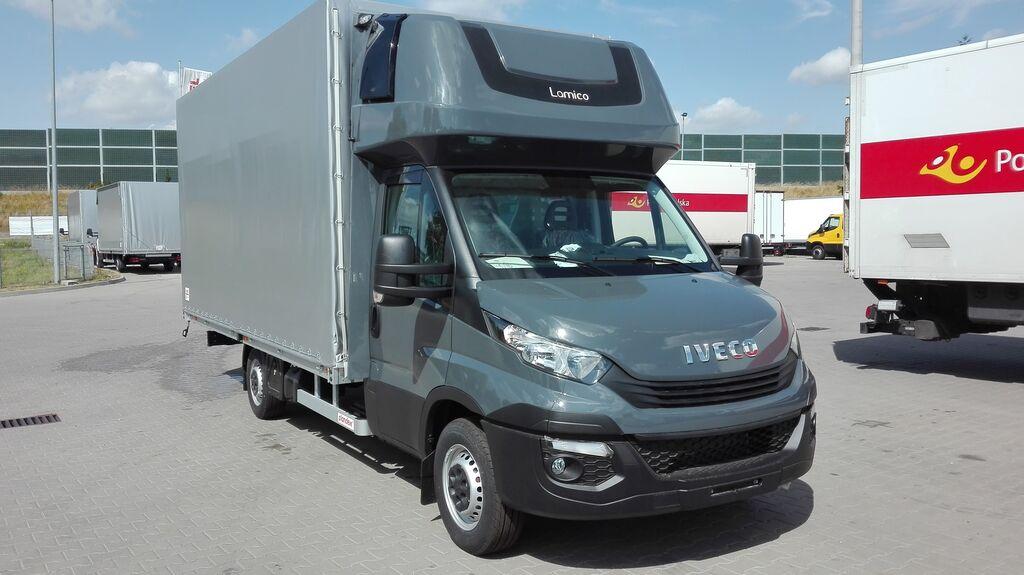 uus tent veoauto IVECO DAILY - 35S18