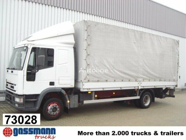 tent veoauto IVECO EuroCargo / 120E24 / Standheizung/NSW