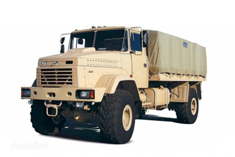 uus tent veoauto KRAZ 5233VE