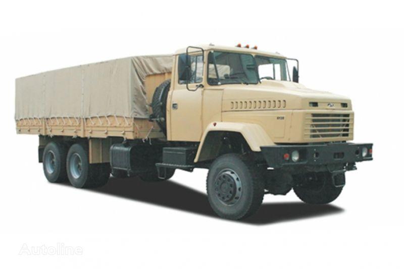 uus tent veoauto KRAZ 6135V6
