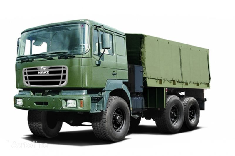 uus tent veoauto KRAZ V12.2MEH