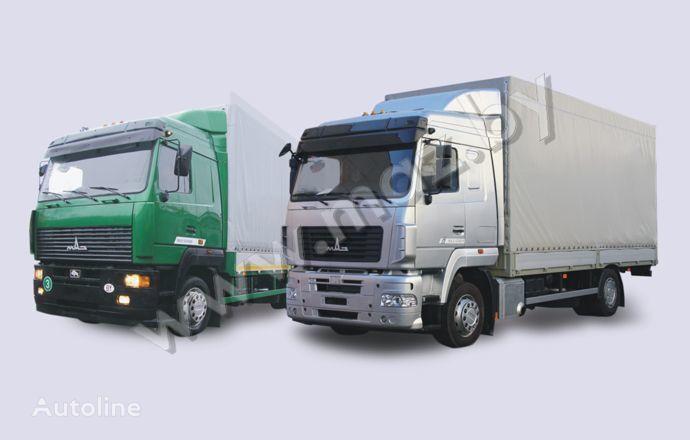 uus tent veoauto MAZ 5340 (19, E9)