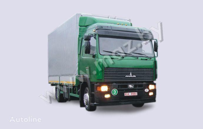 uus tent veoauto MAZ 5340A8