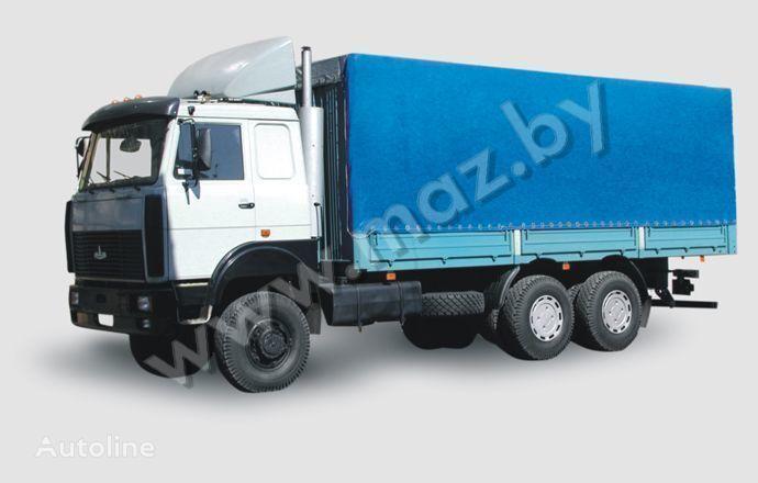 uus tent veoauto MAZ 6317 (05, 08) Polnoprivodnyy