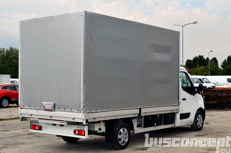 uus tent veoauto RENAULT Master 8EP