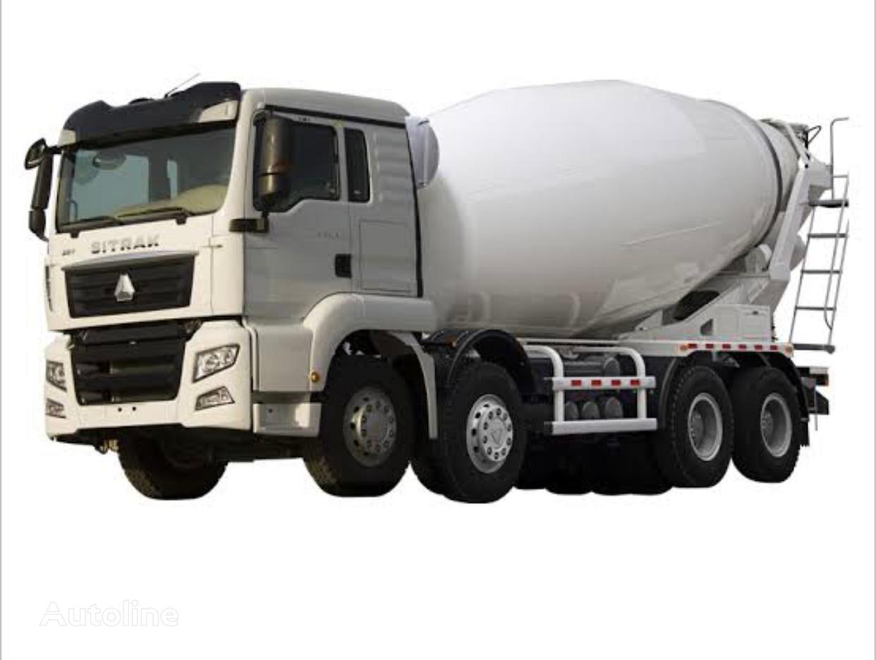 uus tsemendi vedu veoauto SINOTRUK 2021